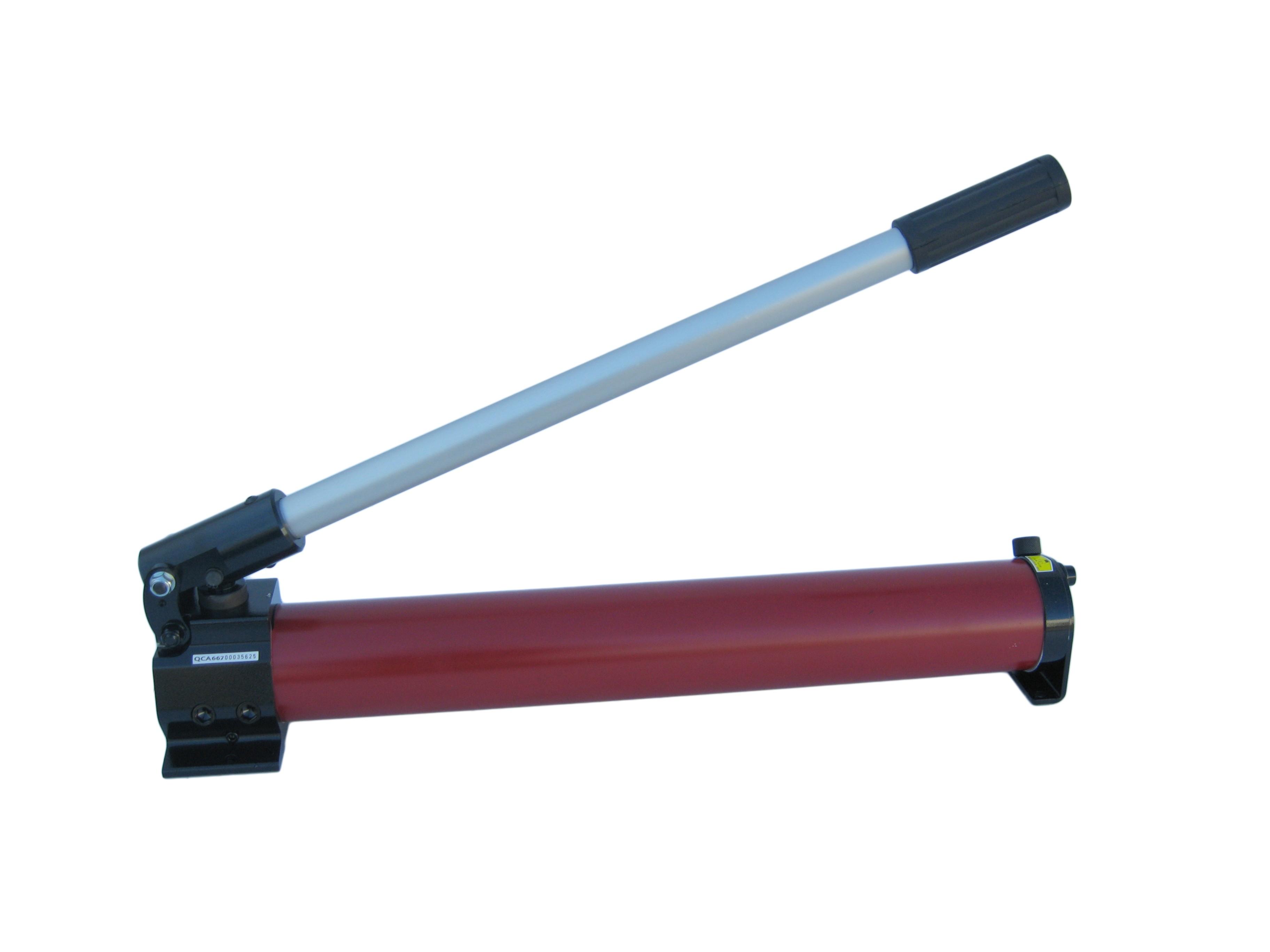 Zinko Zhp 80a Light Weight Aluminum Hydraulic Hand Pump
